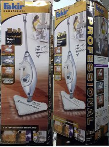 Spot Fakir 2in1 Professional Steam Mop